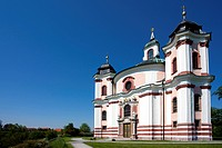 Stadl_Paura _ Trinity Church in Stadl_Paura, Austria, Upper Austria