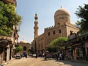 Mezquita Emir Sarghatmish , El Cairo , Egipto
