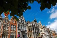Grote Markt, Mechelen. Malines. Flanders. Flemish Region, Belgium