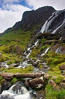 waterfall, Ireland, Kerrysdale, Gleninchaquin Park