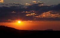 sunset, Zimbabwe, Eastern Highlands, Nyanga National Park