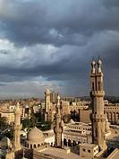 El Cairo panorámica, Egipto