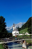 Ramsau, Berchtesgadener Land district, Bavaria, Germany, Europe