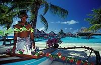 Moana Beachcomber Hotel, Bora Bora, French Polynesia