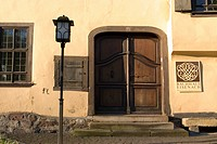 Germany, Thuringia, birthhouse of J.S. Bach