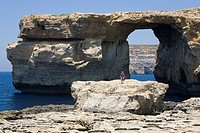 Azure Window at Dwejra Point