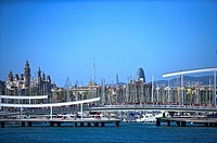 Spain, Catalonia, Barcelona, Port Vell