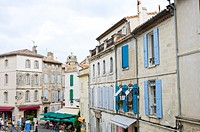 City View in Arles, Provence_Alpes_Cote d'Azur, France