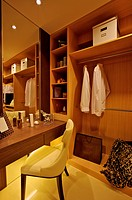 Modern Interior Design _ Closet & Dressing Table