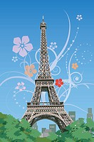 France, Paris, Eiffel Tower, Capital Cities