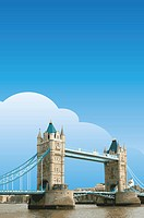 United Kingdom, London, Tower Bridge, Capital Cities