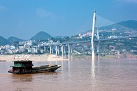 China, Yangtze River, Three Gorges, Shennong Stream