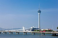 China, Macou, Macau Tower