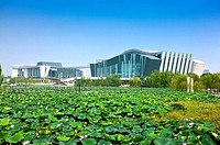China, Hubei Province, Wuhan, Hanyang, Concert Hall