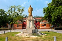 China, Hubei Province, Wuhan, Wuchang, Wuchang Uprising Memorial Hall