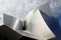 Walt Disney Concert Hall, Frank O. Gehry, architect, Los Angeles, L.A., Caifornia, U.S.A., United States of America