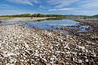 Arman river. Magadan area, Eastern Siberia, Russia
