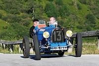 Bugatti T 35 B, vintage car, year of construction 1929, Ennstal Classic 2007, Austria