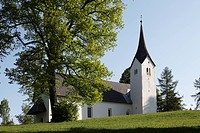 St. Hemma church, Hemmaberg at Globasnitz, Carinthia, Austria, Europe