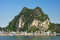 Vietnam-Nov  2009 Halon Bay W H.