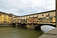 Ponte Vecchio, Florence.  Florence (Firenze in Italian) is a city located in northern central Italy, capital and largest city of the homonymous provin...