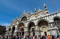 Basilica of San Marco Venice Italy