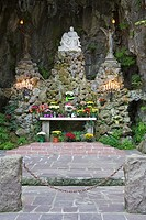 The Grotto National Sanctuary of Our Sorrowful Mother in Portland, Oregon, USA