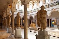 Bardo Museum. Bardo.Tunis. Tunisia. Africa.