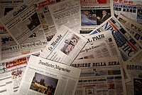 Newspapers in multiple languages