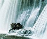 Waterfall close_up