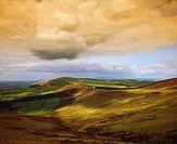 Blackstairs mountains, Co Carlow, Ireland, Mountains that run roughly along the Co Carlow and Co Wexford border