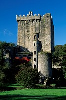 Blarney Castle, County Cork, Ireland, Irish medieval castle