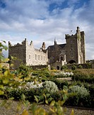 Dublin Historic Buildings, Drimnagh Castle, Dublin, Ireland