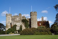 Co Dublin, Malahide Castle,