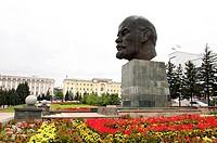 Lenin monument ulan ude