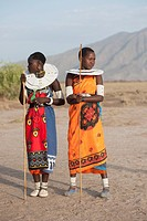 Maasai women, Kenya, Africa