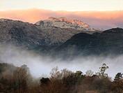 Montes de Cantabria. Spain.