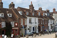 High Street, Battle, Sussex, England, United Kingdom, Europe