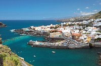 Spain _ Canary Islands _ Tenerife _ Isla Baja Region _ Garachico
