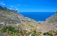 Spain _ Canary Islands _ Tenerife _ North Region _ Taganana