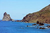 Spain _ Canary Islands _ Tenerife _ North Region _ Taganana _ Roques de Anaga