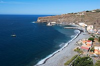 Spain _ Canary Islands _ La Gomera _ Playa Santiago