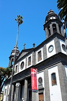 Spain _ Canary Islands _ Tenerife _ La Laguna _ Catedral de Los Remedio