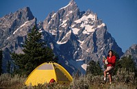 Mountain Camping