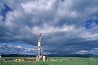 Oil Rig _ Longview