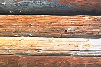 Close-up of wooden planks (thumbnail)