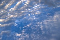 Panoramic view of the sky