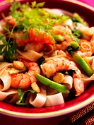 Prawn Stir Fry Lem Grass
