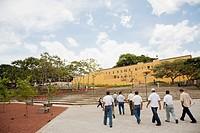 Museo Nacional, Plaza de la Democracia, San Jose, Costa Rica