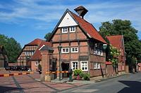 Distillery in Haseluenne, Germany